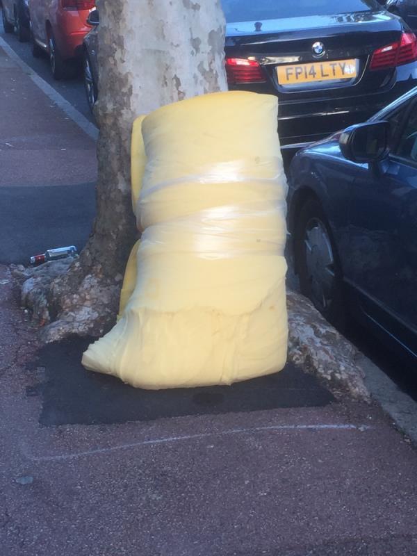 Rubbish dump at 109 Shelley avenue e12-113 Shelley Avenue, London, E12 6PX