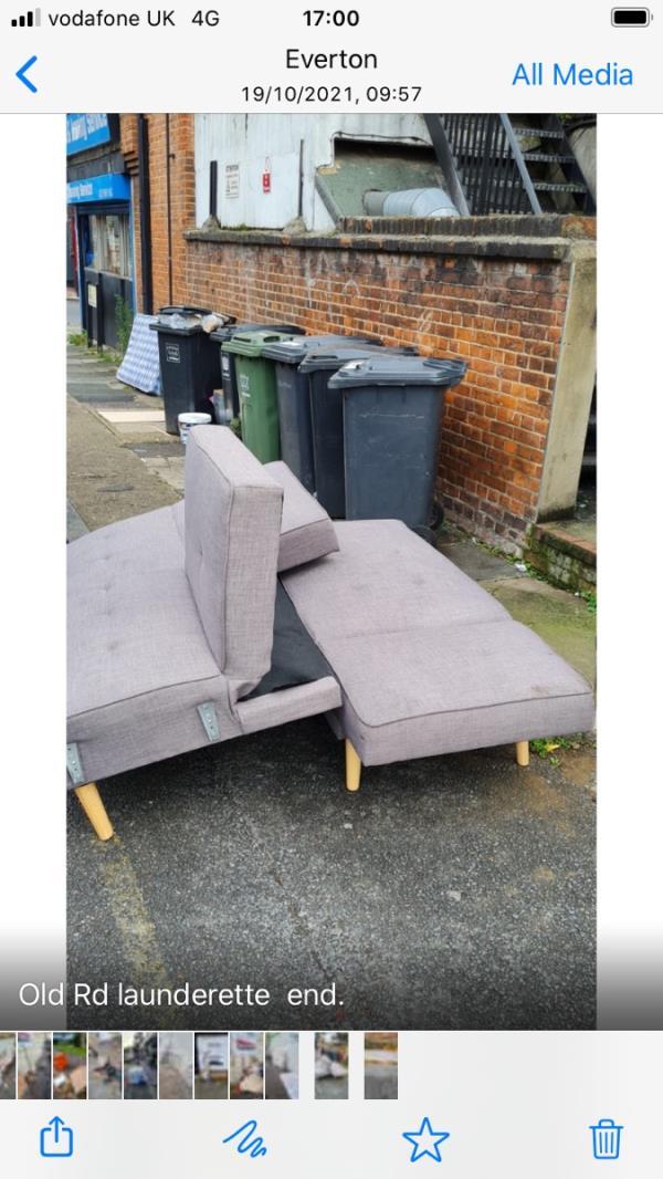 Sofas-3 Old Road, London, SE13 5SU
