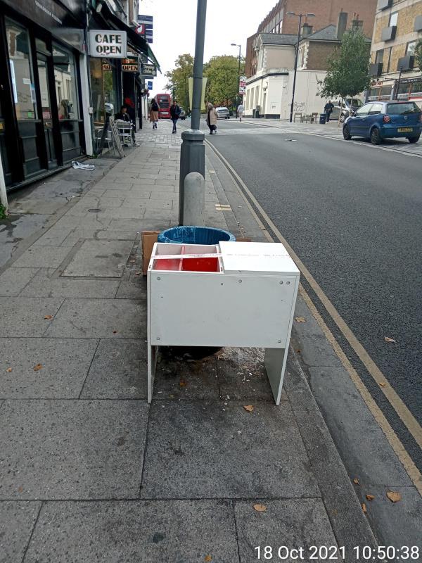 Small while draw-21 - 23 Dartmouth Road, London, SE23 3HN