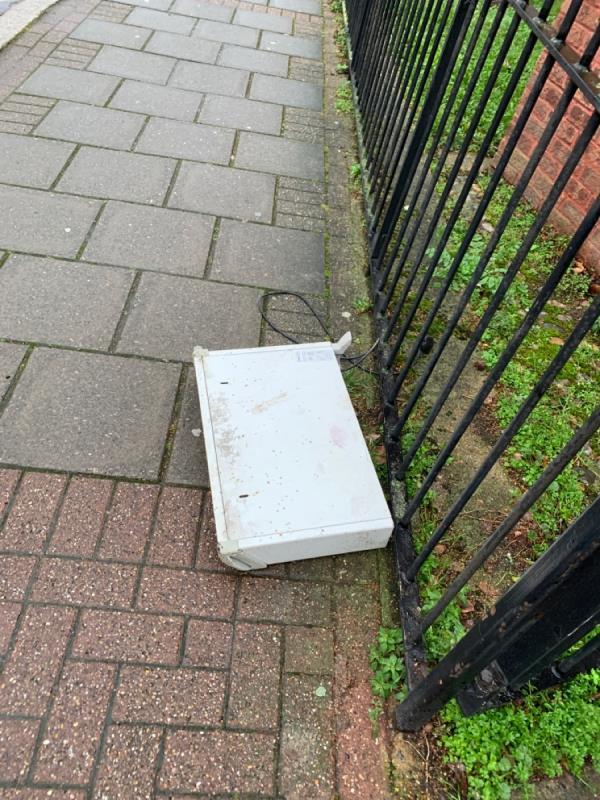 Heater -Kilmarnock Court, 167 Longley Road, Tooting, SW17 9LE