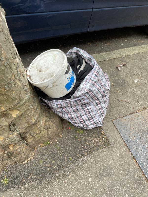 Rubbish dumped  image 2-11 Rosebery Avenue, Manor Park, E12 6PY