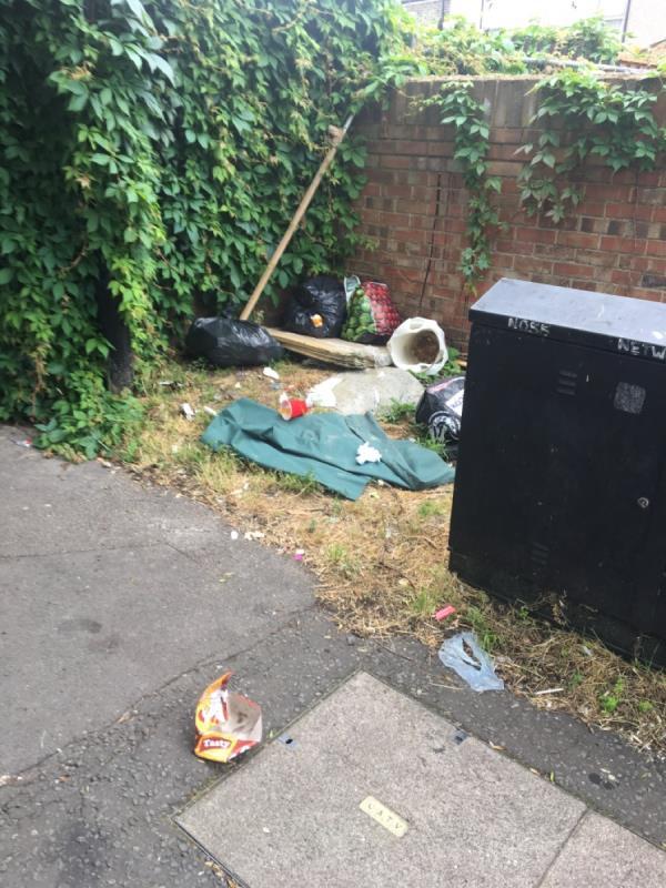 Rubbish  image 1-61 Cave Road, Plaistow, E13 9DX