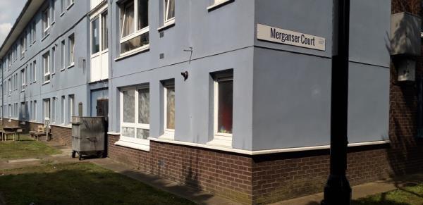 merganser court/ ibiz court -187 Edward Place, London, SE8 5PY