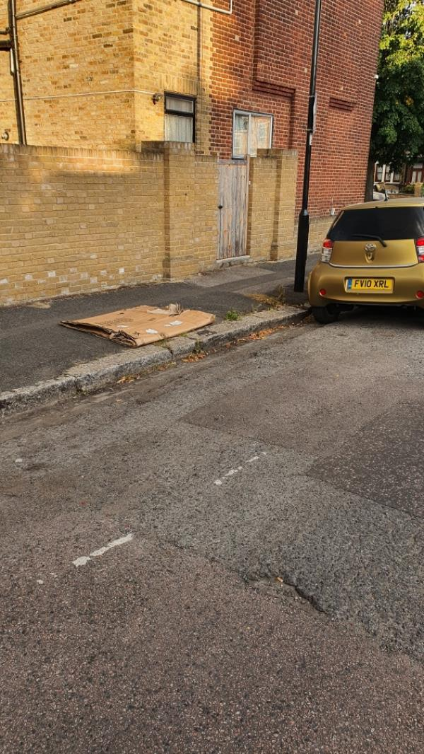 box-47 Windsor Road, London, E7 0QY