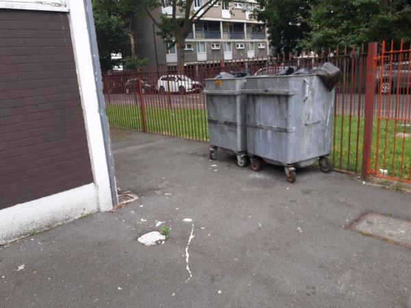 cleared -Woodcote House, Prince St, London SE8 3LQ, UK