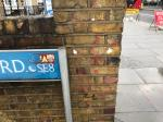 Pillar blast 0.5m image 1-22 Mornington Rd, New Cross, London SE8 4BN, UK