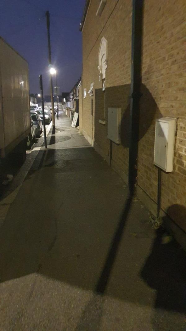 box-6 Belton Road, London, E7 9PF