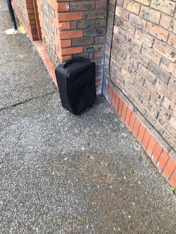 Suitcase-35 Burgess Road, London, E15 2AD
