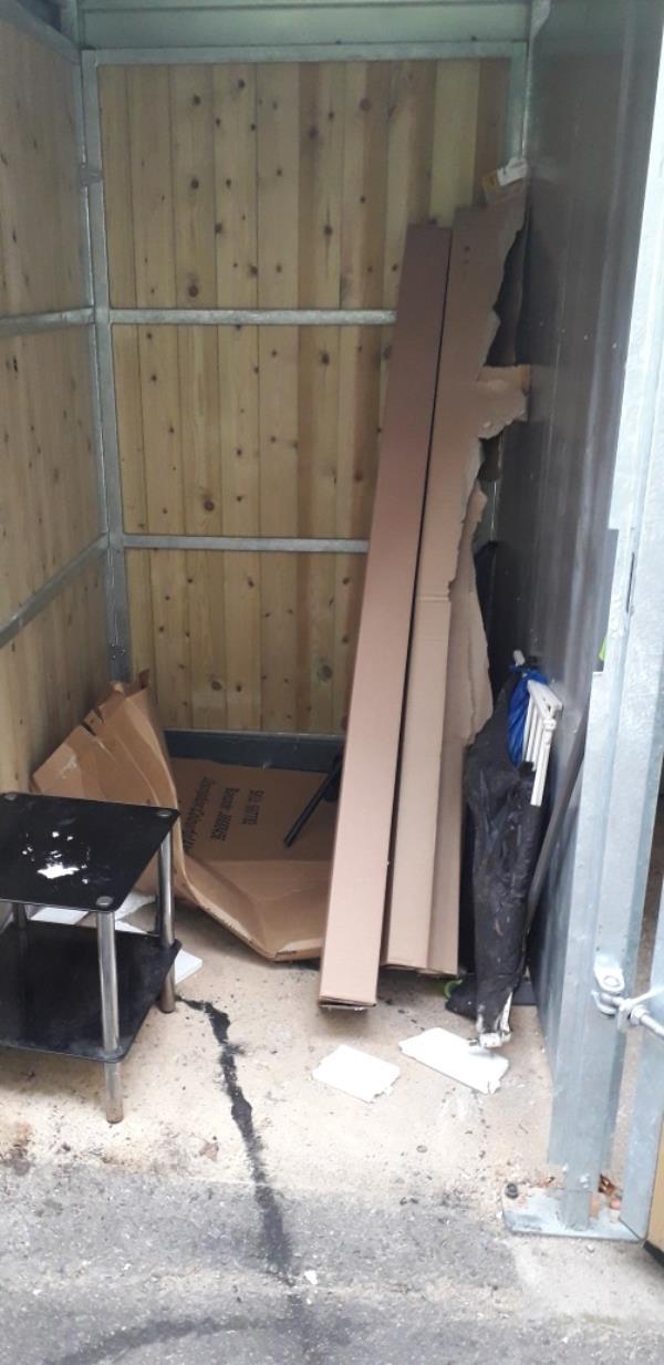 Clement house  boxes, -Clement House Rainsborough Avenue, London, SE8 5RY