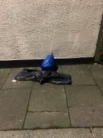 Dumped rubbish on both sides of Belton Road towards Ranelagh Road image 1-2 Belton Road, London, N17 6YF