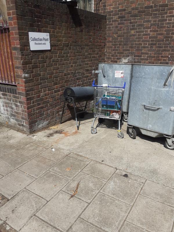 weekly fire check done -41 Crandley Ct, London SE8 5SA, UK