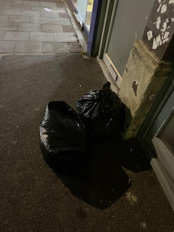 Rubbish -354 High St N, London E12 6PH, UK