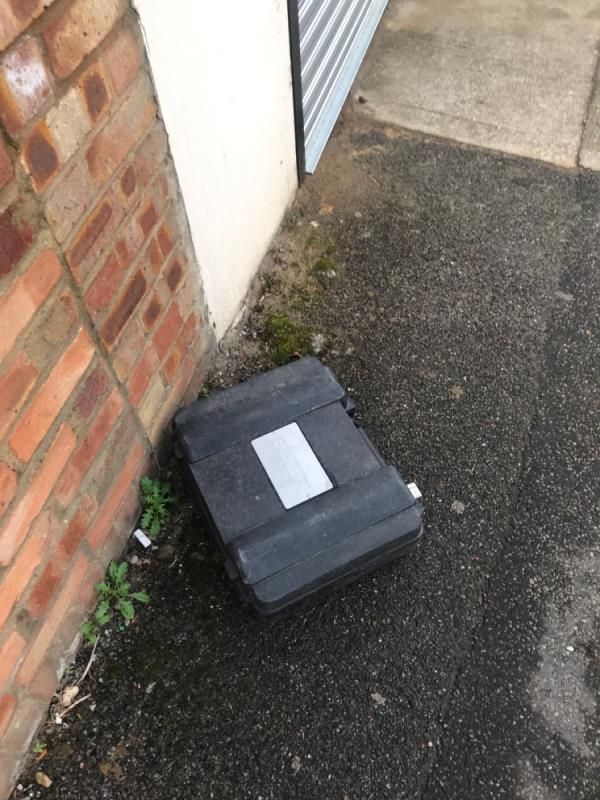 Dumped case-3 Latimer Road, London, E7 0LQ