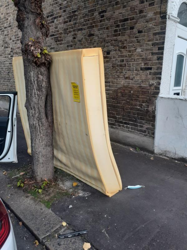 Mattress-21 Michigan Ave, London E12 5JD, UK