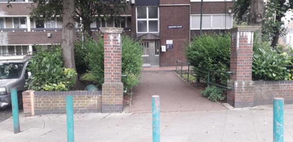 gransden house -James Lind House Grove Street, London, SE8 3QF