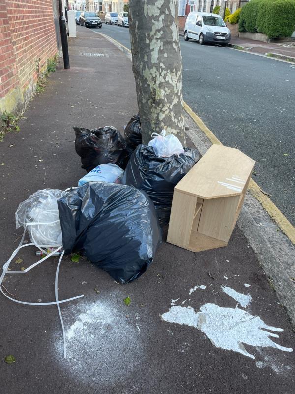 Rubbish  image 1-152 Rosebery Avenue, Manor Park, E12 6PS