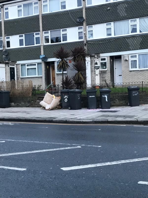 Chair -196 Sydenham Road, London, SE26 5RP