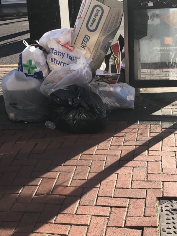 Boxes -17 Saint Stephen's Road, East Ham, E6 1AL