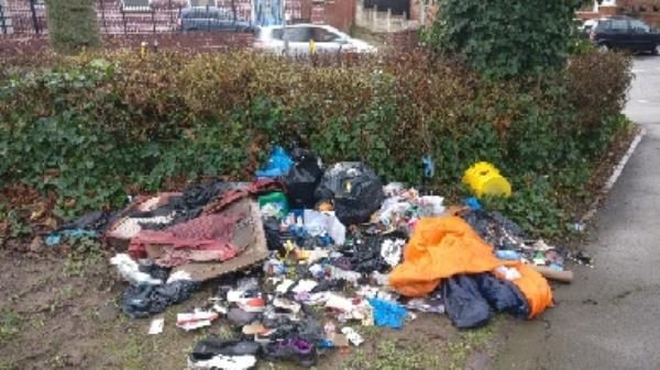 dumped households of waste image 1-133 Upper Zoar Street, Wolverhampton, WV3 0JH