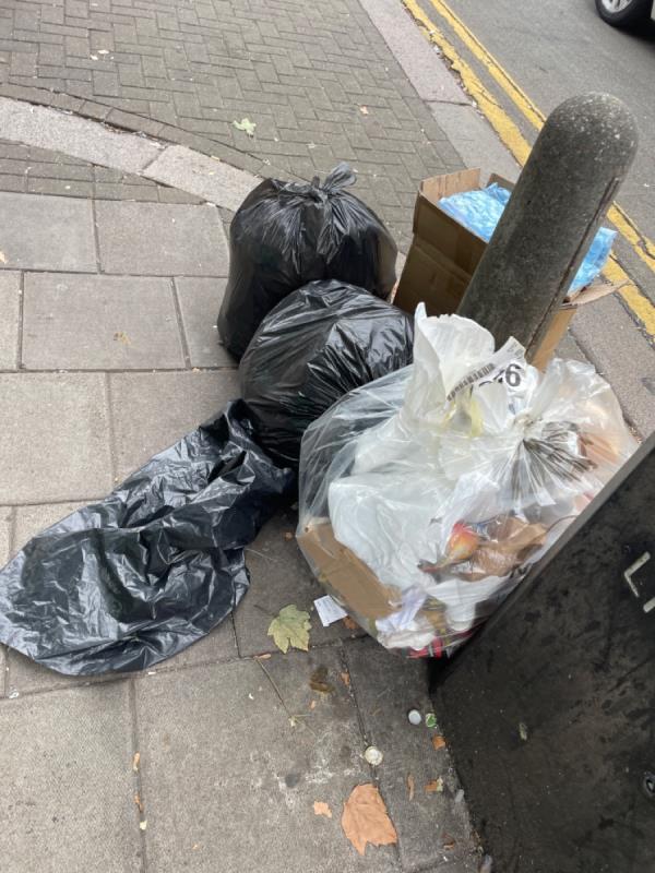 Rubbish  image 1-366A High St N, London E12 6PH, UK