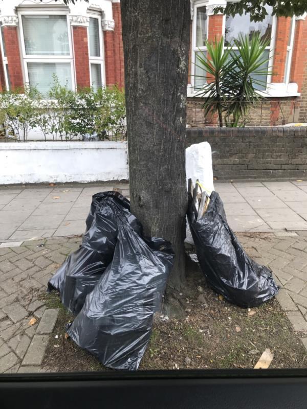 Bags of Rubble -57 Stondon Park, London, SE23 1LB