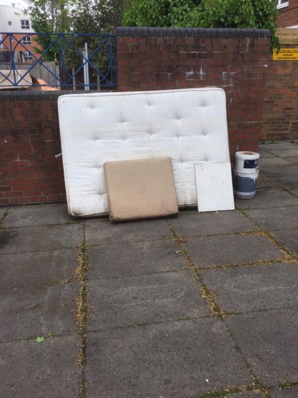 Front of site -5 Townley Court, London, E15 4JU