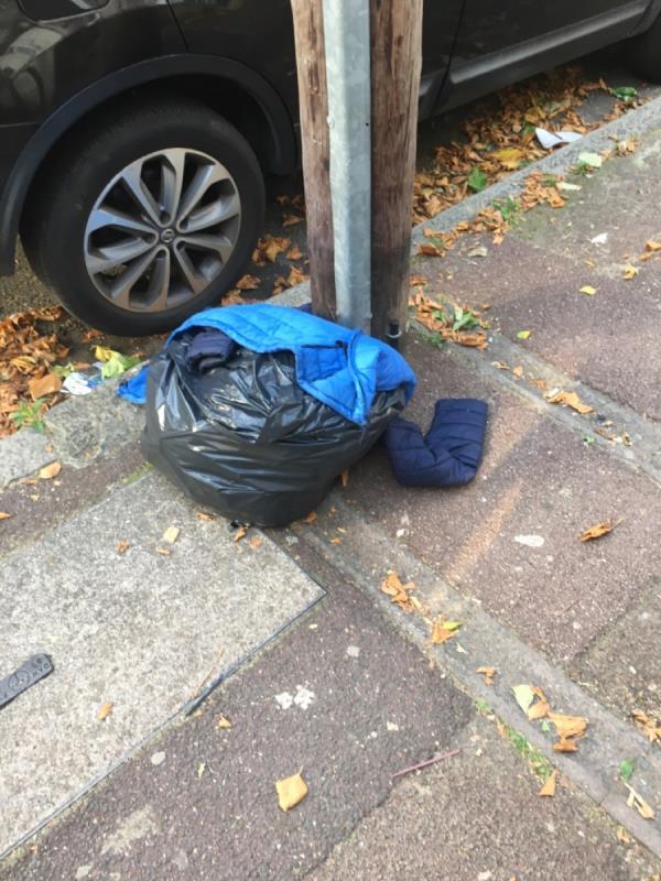 Rubbish  image 1-62 Coleridge Avenue, Manor Park, E12 6RG