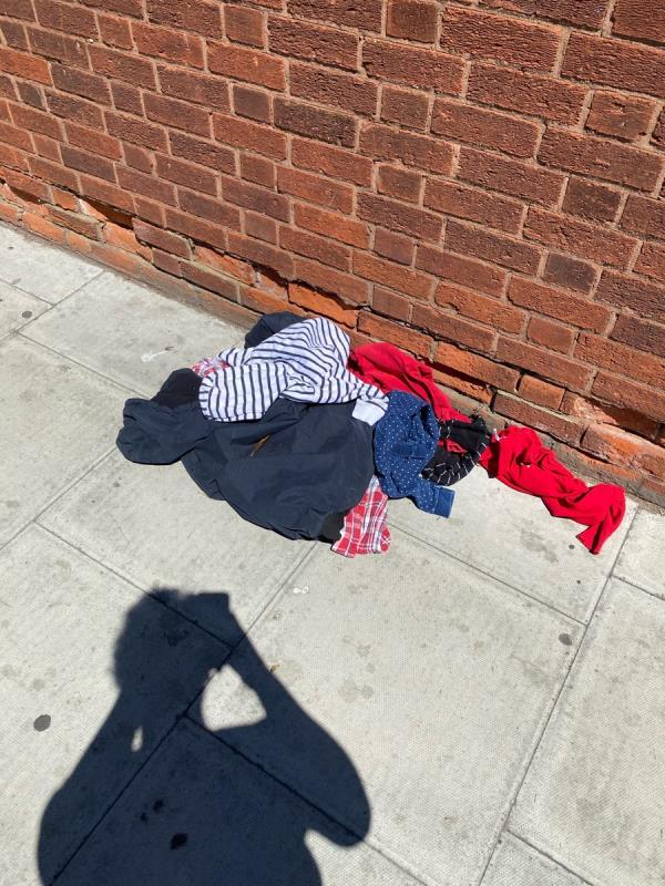 Clothes-99-105 Leytonstone Road, London, E15 1JA