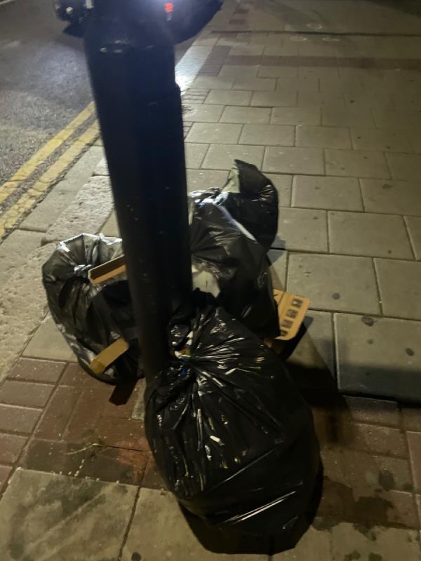 Rubbish  image 1-252 High St N, London E12 6SB, UK