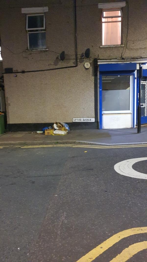 boxes, bags-171a Upton Lane, London, E7 9PN