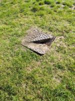 Drain cover damage in Kings meadow  image 1-41 Napier Road, Reading, RG1 8FJ