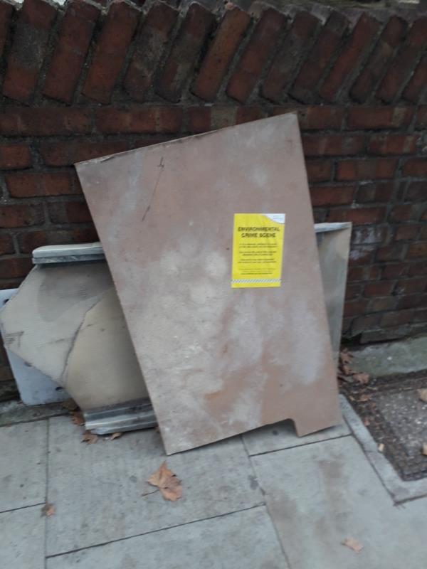 1x marble slab and 1x wooden slab-429 Barking Road, Plaistow, E13 8AL