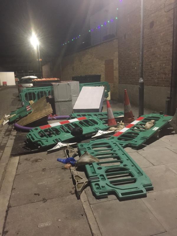 What a mess-169 Forest Lane, London, E7 9BB