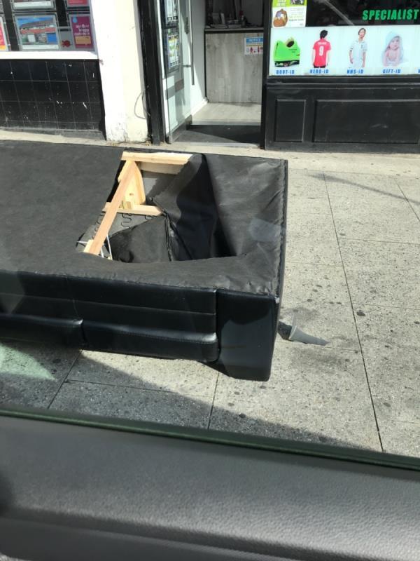 Sofa-19a Sydenham Road, London, SE26 5EX
