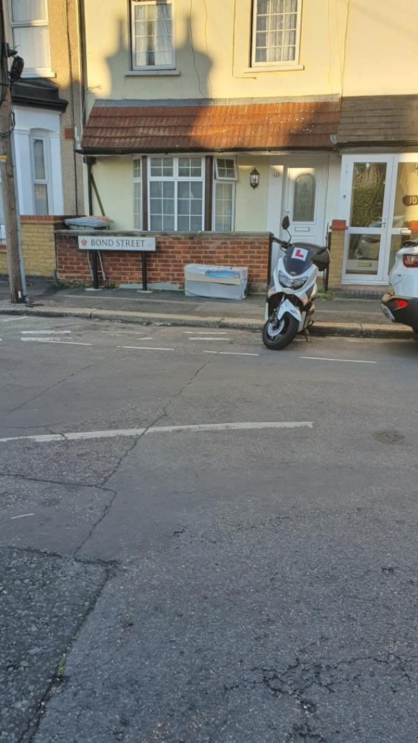 box-39 Hughan Road, London, E15 1LS