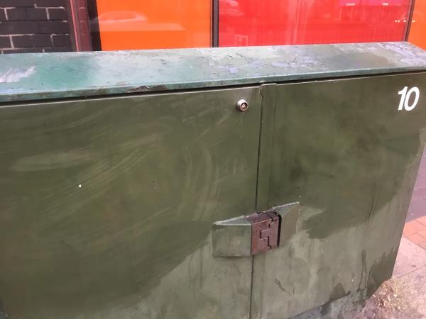 Cable box  image 1-Ivy House Bradgate Road, London, SE6 4TT
