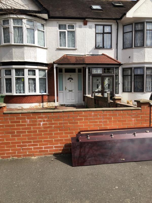 Wardrobe-1c Margery Park Road, London, E7 9LA