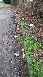 Litter pick required at Vincent House  image 1-Vincent House Great Knollys Street, Reading, RG1 7DA