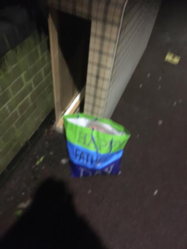 Rubbish -1 Mafeking Avenue, East Ham, E6 3BQ