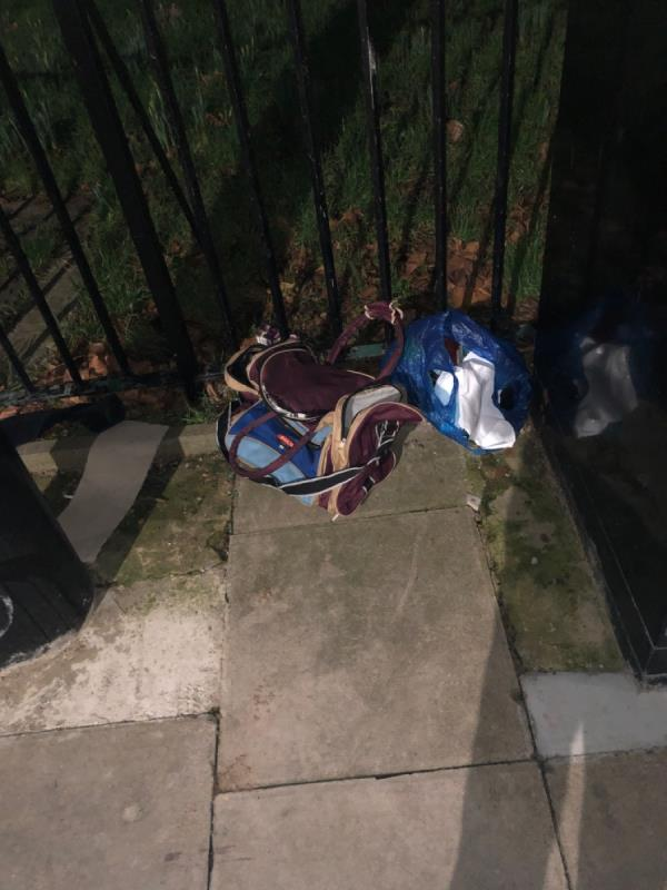 Bag-72 Rancliffe Road, London, E6 3HR
