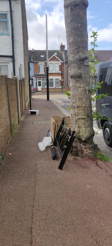 Bed stead-151 Burges Road, East Ham, E6 2BL
