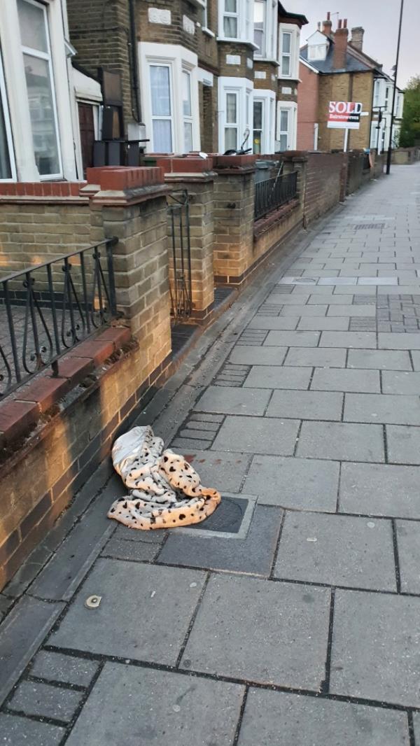 Blanket-129a Upton Lane, London, E7 9PJ