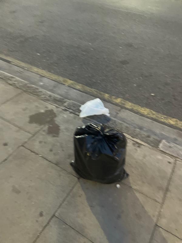 Rubbish  image 1-205a Plashet Road, Plaistow, E13 0QZ