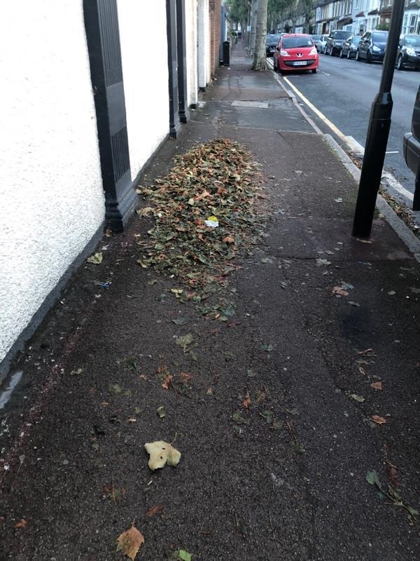 Street needs clean -70 Creighton Avenue, London, E6 3DS