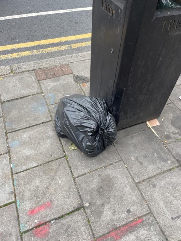 Rubbish -322 Barking Rd, London E6 1LA, UK