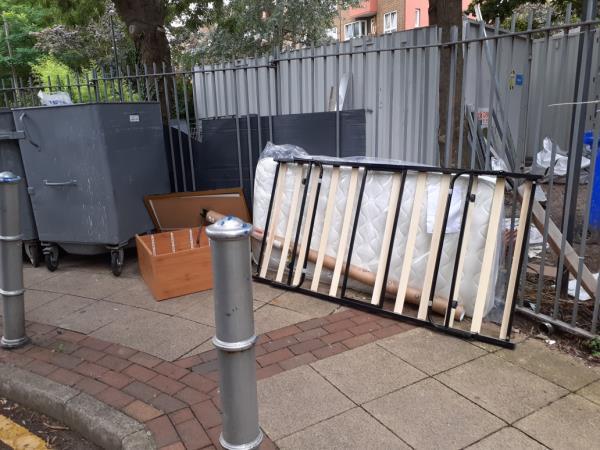 cleared -Gerrard House Briant Street, New Cross Gate, SE14 5HT