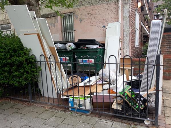 350kg -Cremer House Deptford Church Street, London, SE8 3NU