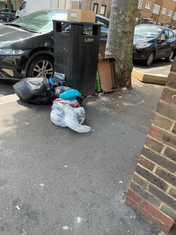 Everyday mess-19 Saint Stephen's Road, East Ham, E6 1AW