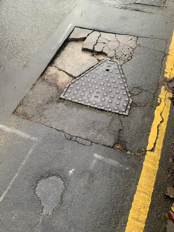 Sandybrook lane quickly getting worse -68 Esplanade, St. Helier, Jersey, JE2 3QB