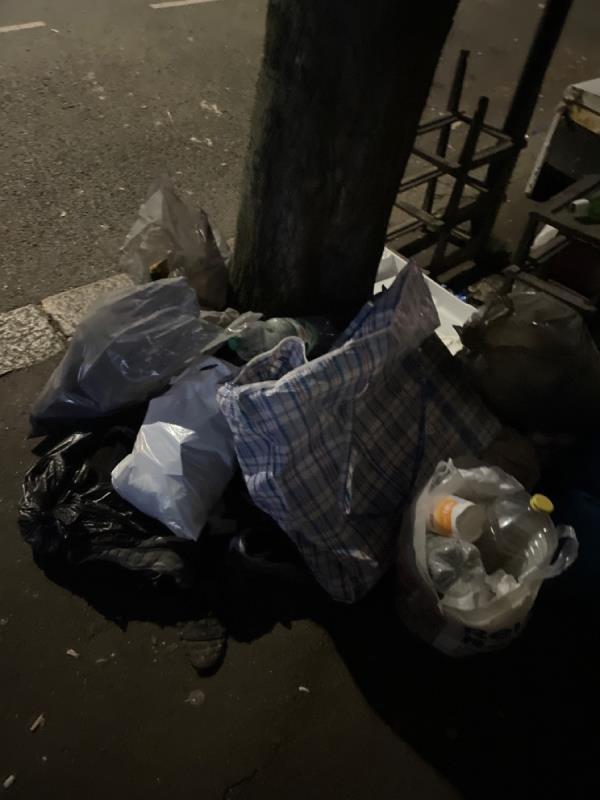 Rubbished  image 1-140 Katherine Road, East Ham, E6 1ER